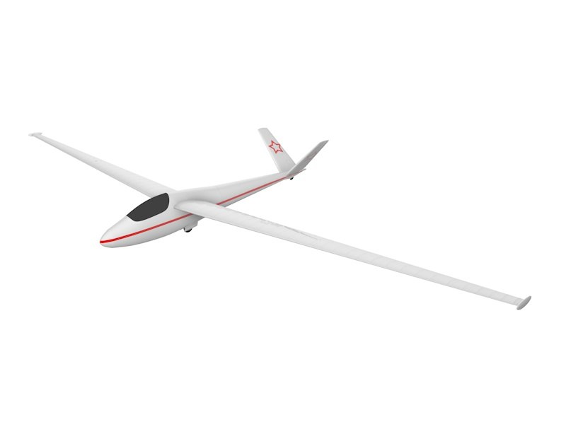 glider 3d c4d