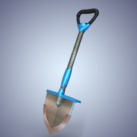 Shovel hi-tech