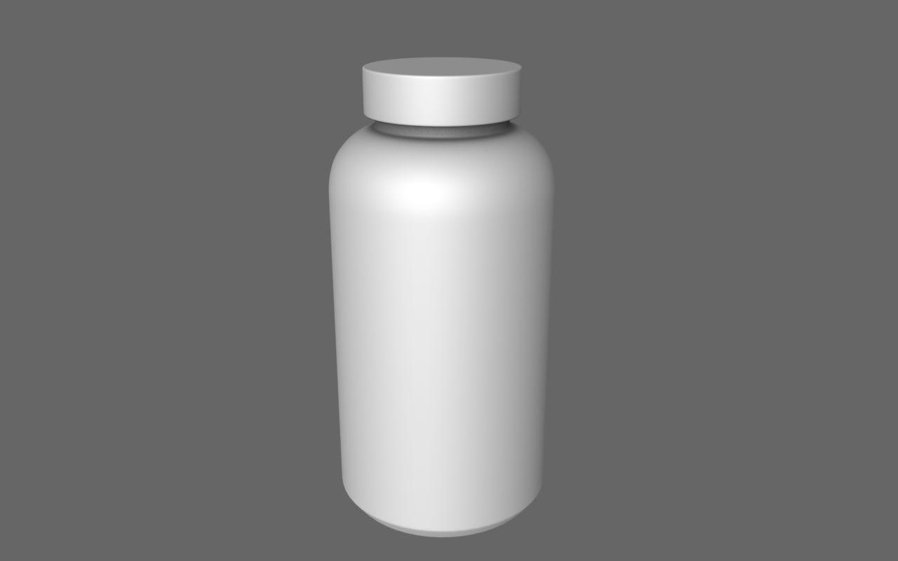 pills medicine obj free