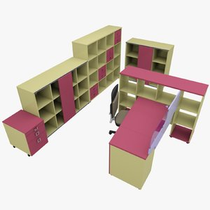 rack office table max