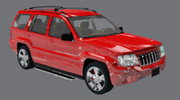 maya element red suv