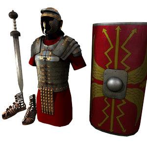 3d modeled helmet armor