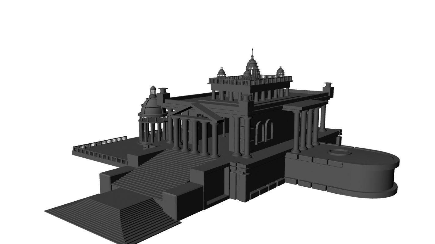 ma roman temple