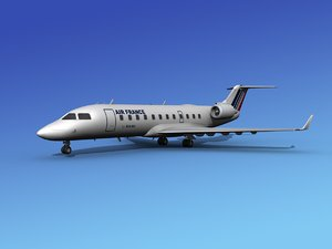 3ds bombardier crj200 canadair