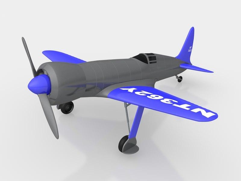 plane racing 3d 3ds