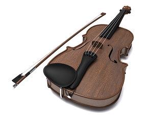 maya violin v-ray renderer