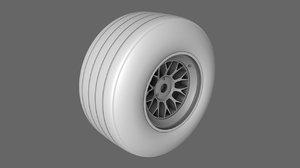 obj f1 2000 tyres rear