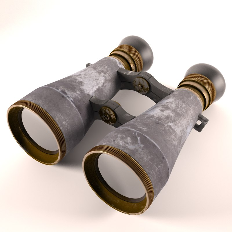 max old binoculars
