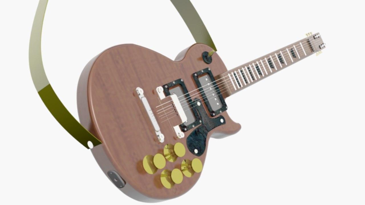 electric guitar max free