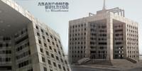 3d abandoned building model