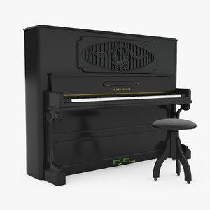 max piano bechstein