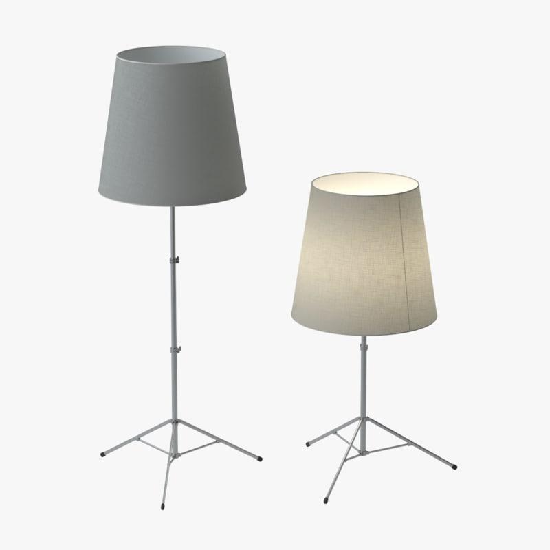 gilda pallucco lamp light max