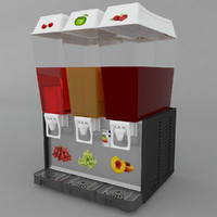 cold drink dispenser 3ds
