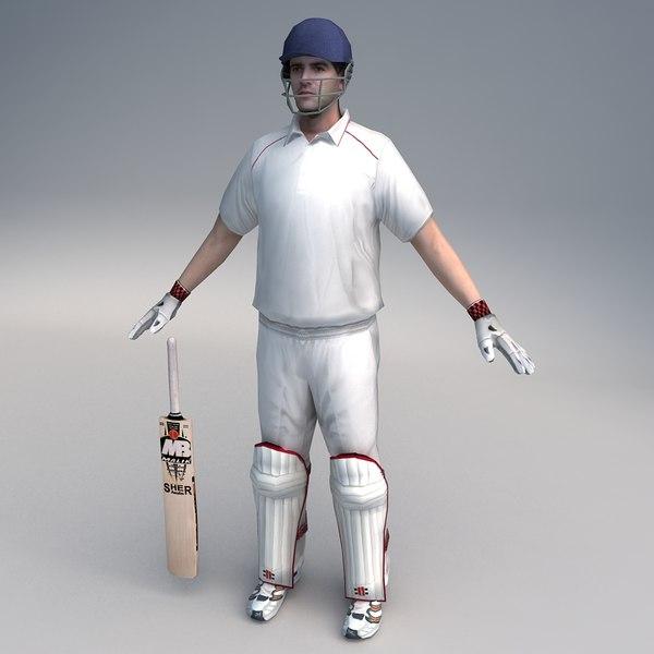 cricket player 01 max