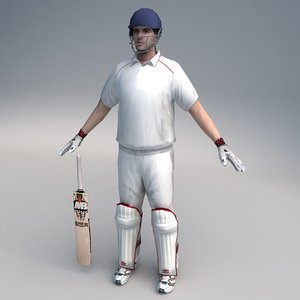 cricket player 01 max