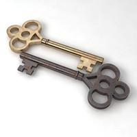 key 3d max