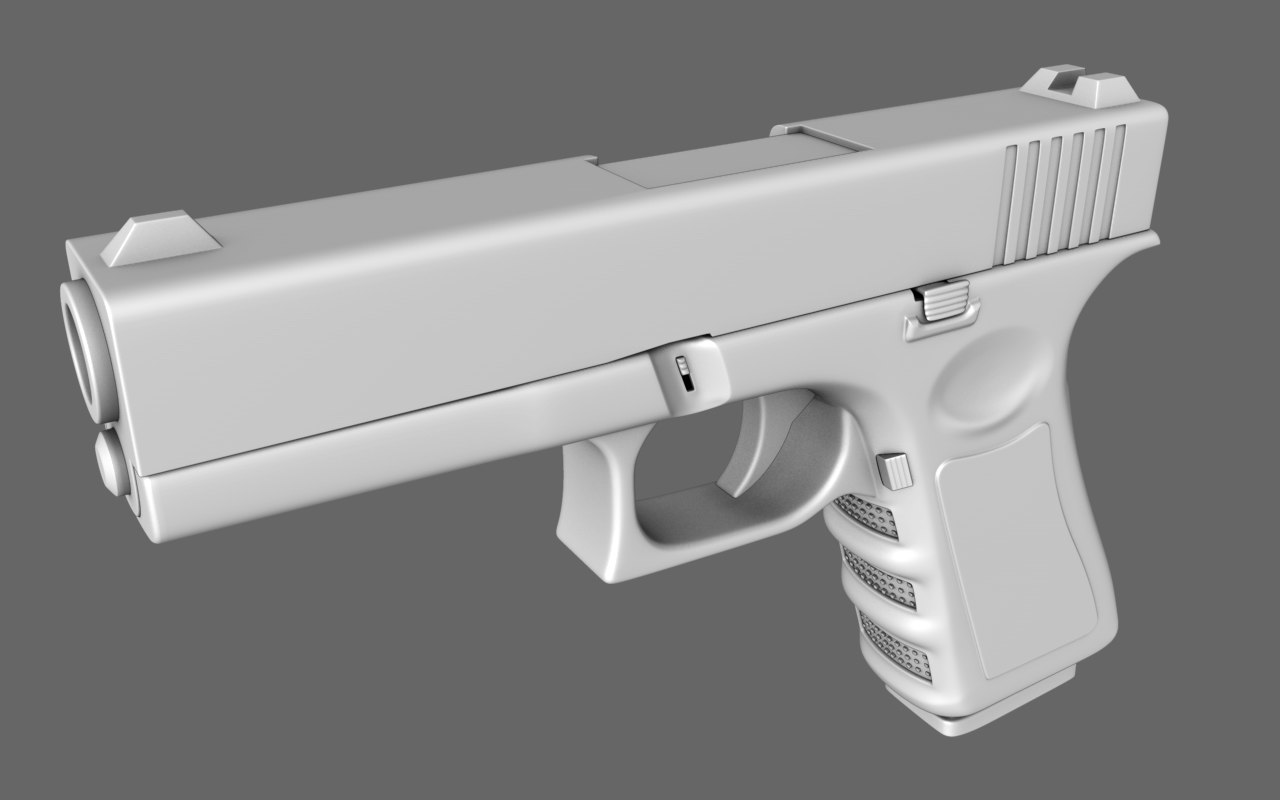 obj glock 9