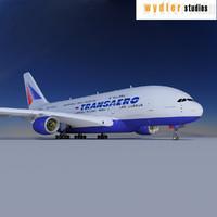 3d a380 transaero