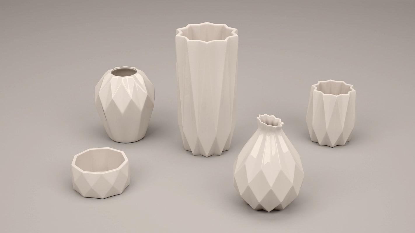 max origami vases
