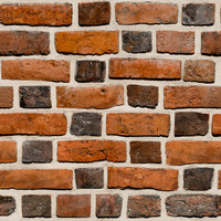 Seamless Flemish Bond Brick