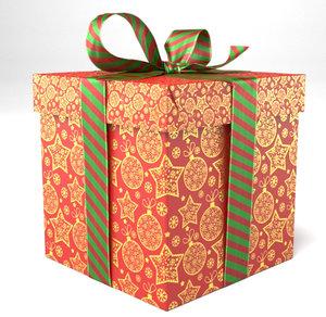 x gift box