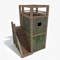 watch tower 3ds