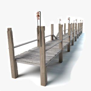 3d pier