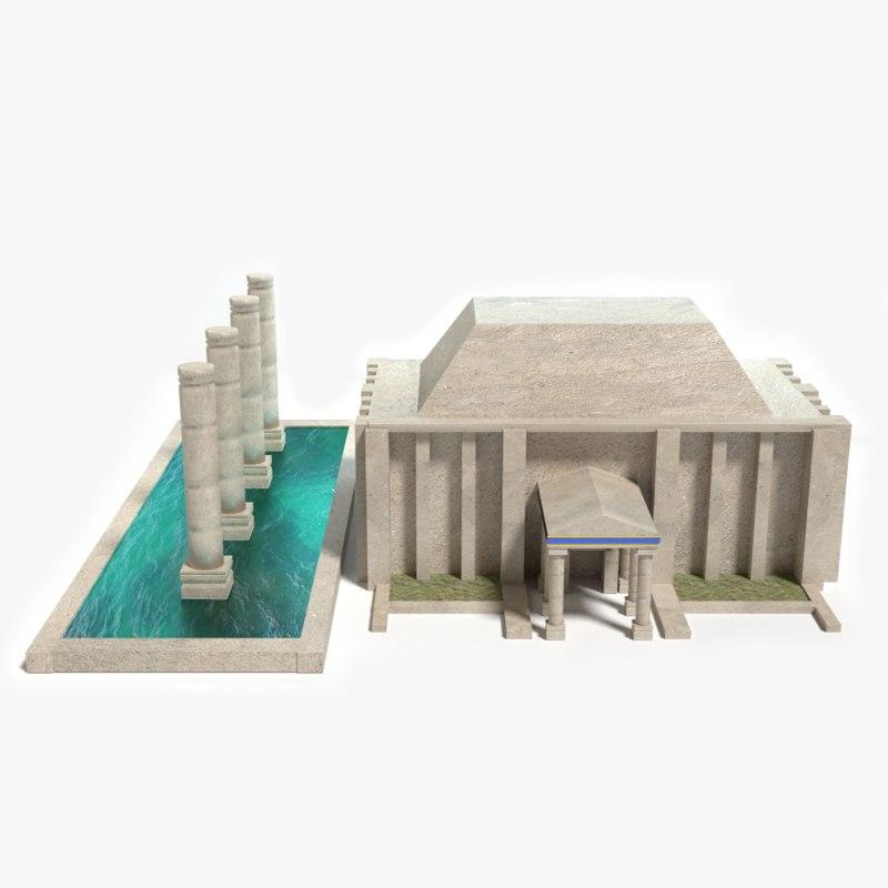 max ancient fantasy building
