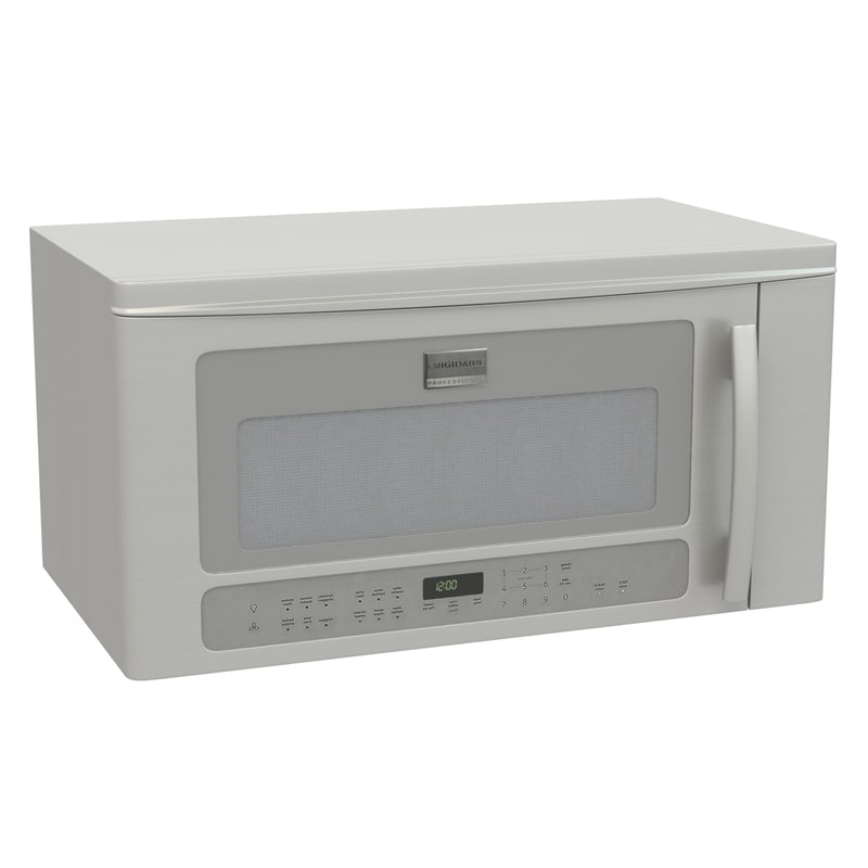 frigidaire microwave 3d max