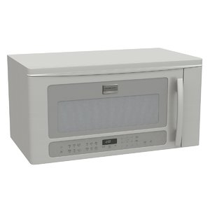 frigidaire microwave 3d max