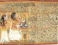 Ancient Egyptian Book of the Dead Ani - Plate 2