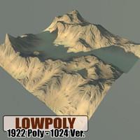 Lowpoly Terrain V3