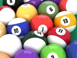 pool balls max free