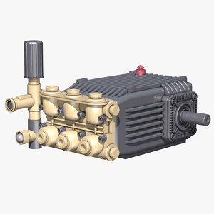 3ds water pump