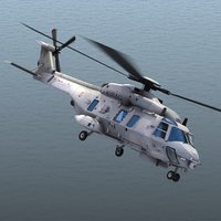 3d model nh90 caiman french