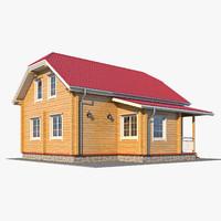Log House 04