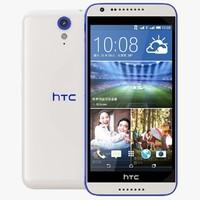 htc desire 820 3d model