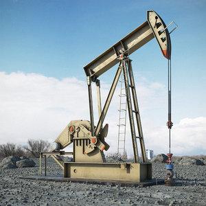 oil pumpjack max