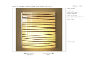 hudson strip sconce 3d max