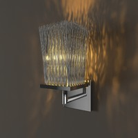 hudson bw13n broom sconce 3d max