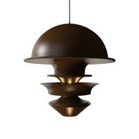 3d hudson cotiis globe lamp model
