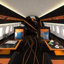 Dassault falcon 3D models