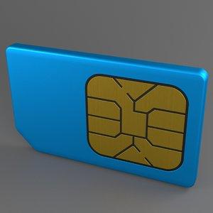 3d sim card