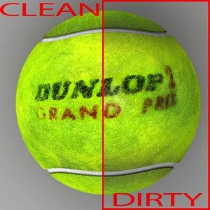 maya tennis ball dunlop