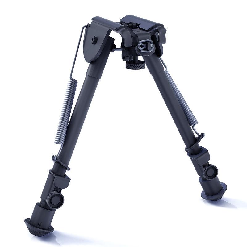 3d model rifles