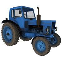 Tractor MTZ-80 Belarus
