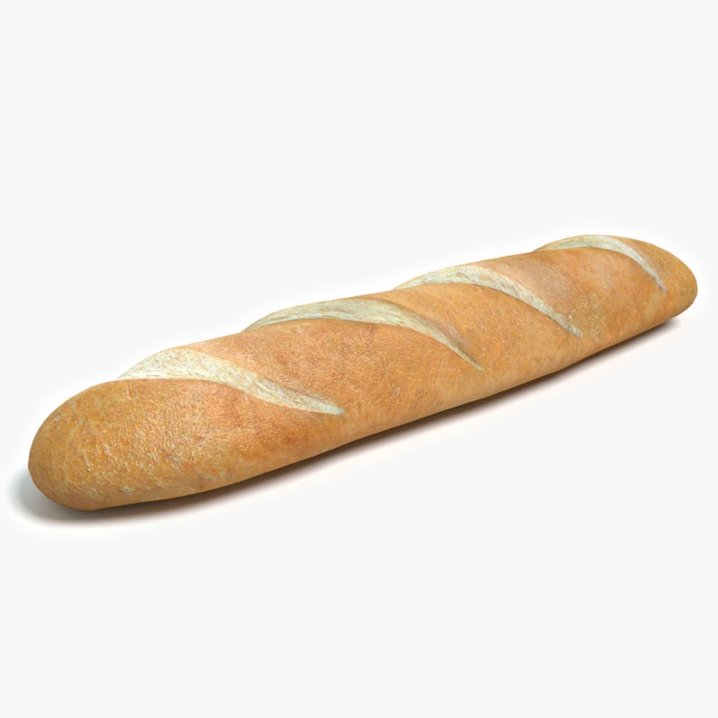 french bread 3ds