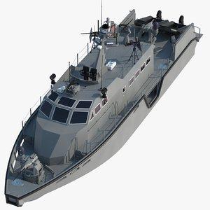 3dm mk vi patrol boat