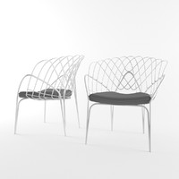 3d usona outdoor occasional chair