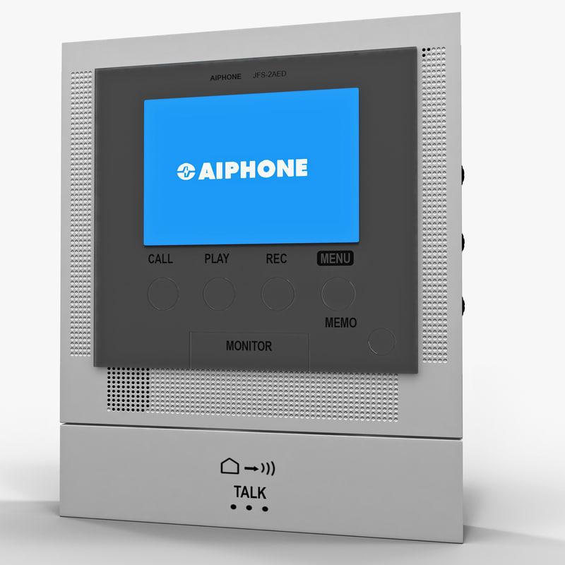 video door phone -2aed max
